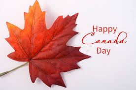 Canada Day – Celebration and Memories