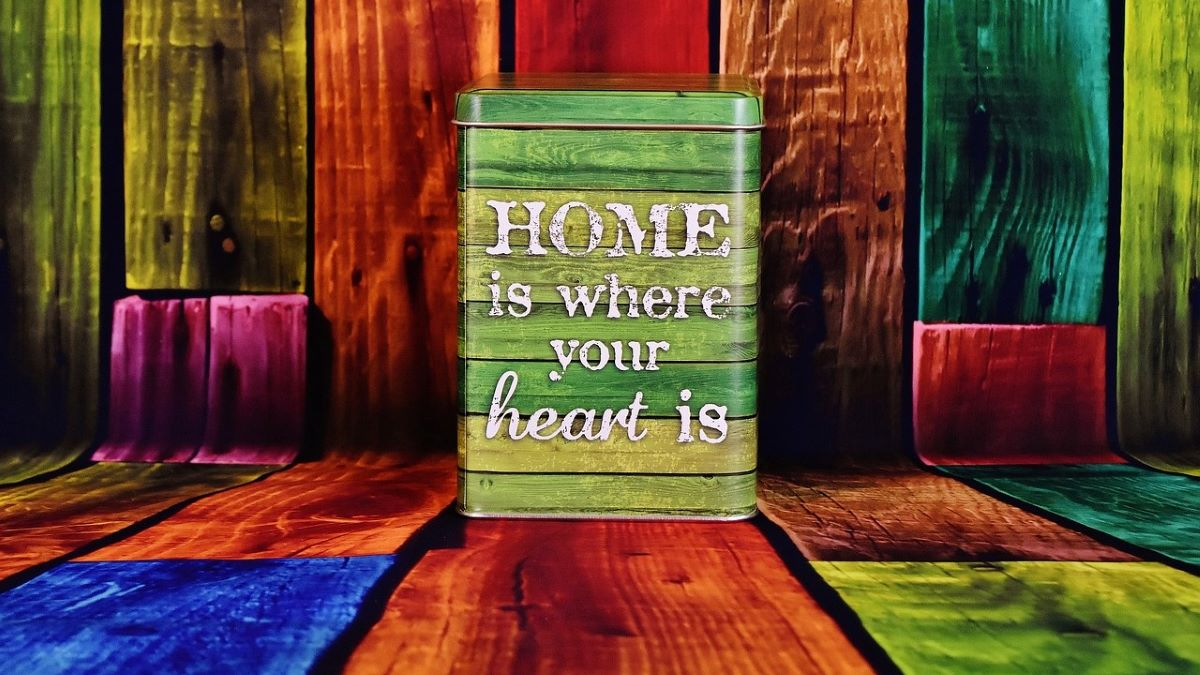 Home is also where our stories are