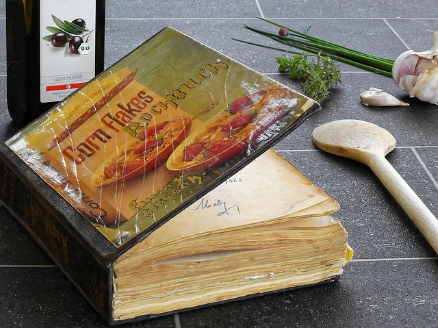 Old cookbooks hold more than recipes